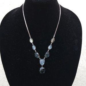 Rue royal drop necklace